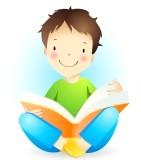 garçon lecture